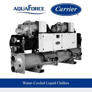 چیلر آب خنک 30XW برند کریر (CARRIER)