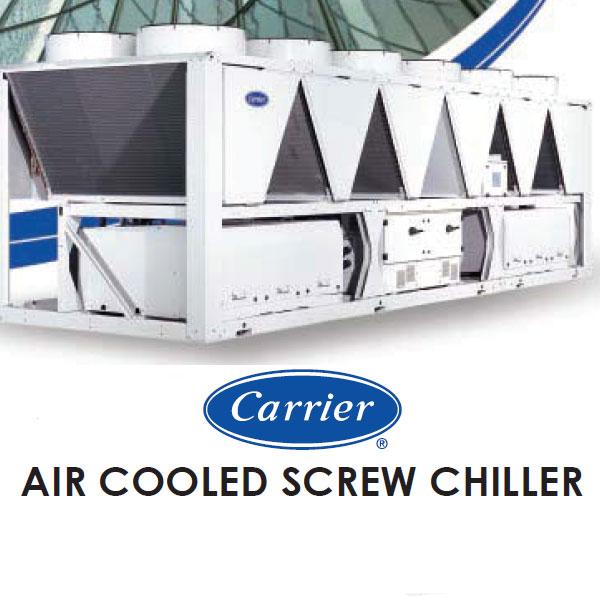 چیلر هوا خنک Carrier