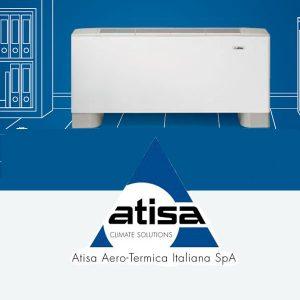 فن کویل زمینی آتیسا (ATISA)