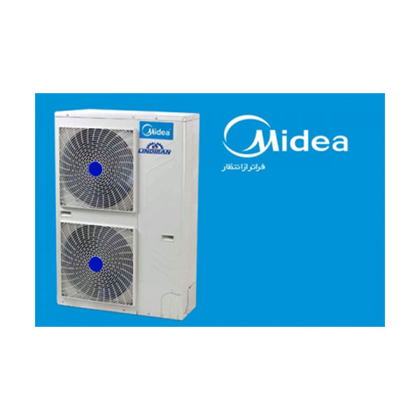 مشخصات فنی مینی چیلر Midea