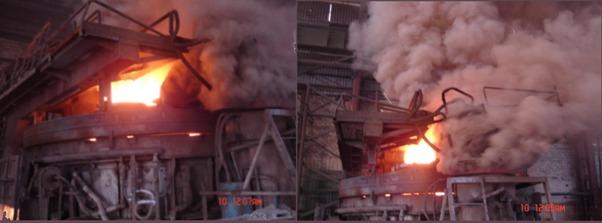 کارخانه آرک فولاد ملایر
